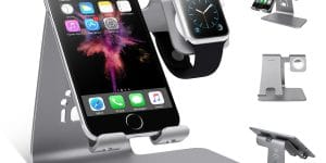 Top 10 Best Apple Watch Stands with Charging Docks in 2017