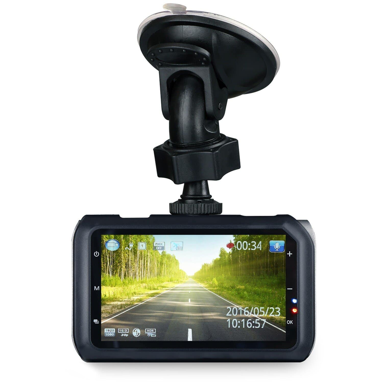 Top 10 Best Car Dash Cams In 2018 Bestselectedproducts