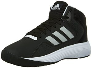 145fa475f3d Running around the basketball court is easier with the Performance  Cloudfoam Ilation shoe by Adidas. This sneaker consists of strong leather  and fabric ...