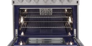 Top 10 Best Gas Ranges in 2017