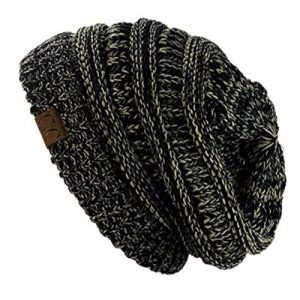 Trendy Warm Chunky Soft Stretch Cable Knit