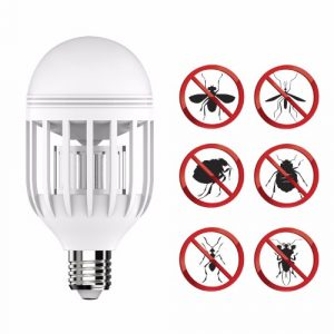 Bug Zapper Light Bulb Mosquito Killer