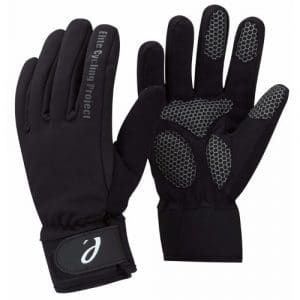 10 Elite Cycling Project Malmo Waterproof Winter Cycling Gloves Padded Palms Thinsulate Lined