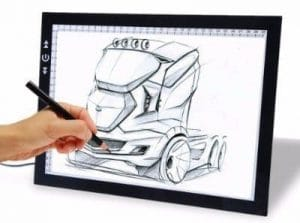 "17"" Drawing Tablet"
