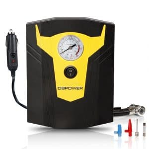 DBPOWER 12V DC Portable Electric Auto Air Compressor Pump