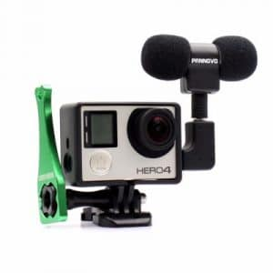 Microphone for GoPro