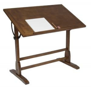 STUDIO DESIGNS 42in Vintage Drafting Table