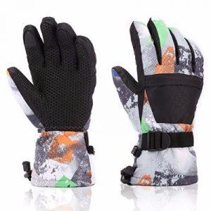 Ski Gloves, Yidomto Winter Snow Gloves