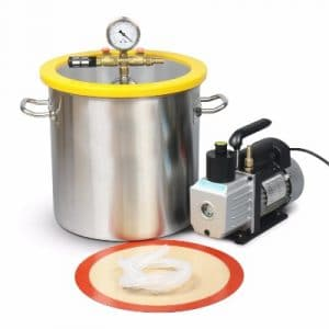 5Gallon Vacuum Degassing Chamber Kit
