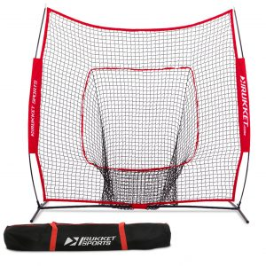 PowerNet DLX 7x7 Baseball and Softball Practice Net