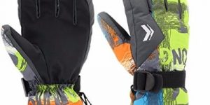 Top 10 Best Ski Gloves Reviews in 2018
