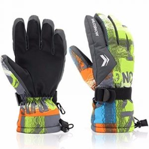 Ski Gloves, RuRRIn Winter Warmest