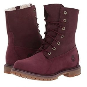Timberland Women's Teddy Fleece winter boots
