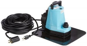 Little Giant 5-APCP Automatic Pool Cover Pump