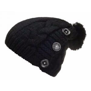 Spiker king Women's Winter Knitting Hat