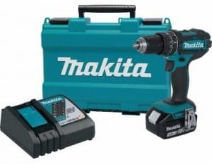 Makita XPH102 18V, 3.0 Amp, LXT Lithium-Ion 1 _ 2-inch Cordless Hammer Drill_Driver