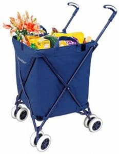 Versacart Folding Shopping Cart