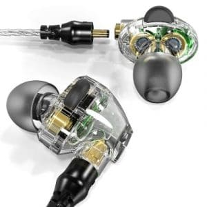 Apie Corded In-ear Heavy Bass Headphones Earbuds