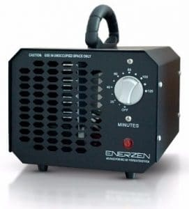 Enerzen Commercial Ozone Generator 4500mg Industrial O3 Air Purifier