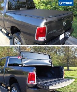 Tyger Auto TG-BC3D1011 TRI-FOLD Truck Bed Cover