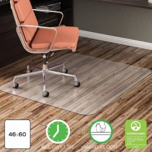 Deflecto EconoMat Clear Chair Mat