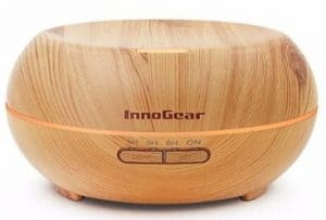 InnoGear Aromatherapy Essential Oil Diffuser, 200ml