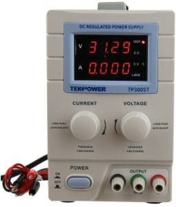 Tekpower TP3005T Variable Linear DC Power Supply