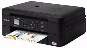 Brother Printer MFCJ460DW Wireless Color Inkjet Printer