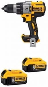 DEWALT DCD996B 20V MAX XR Lithium Ion 3-Speed Hammer Drill Bare Tool