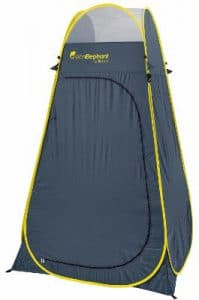 Green Elephant Pop Up Utilitent – Privacy Portable Camping, Spacious Tent Shelter