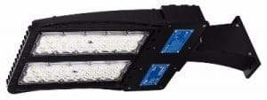 Hyperikon LED Shoebox Pole Light, 150W (450W HID_HPS Replacement)