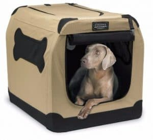 Petnation Port-A-Crate E2 Indoor_Outdoor Pet Home