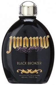 Australian Gold Jwoww Bronzer Dark Tanning Lotion, Black, 13.5 Oz