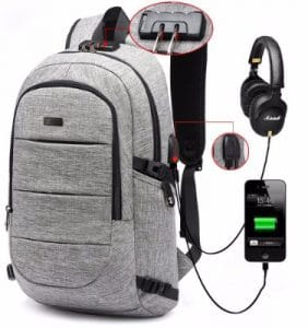 C-space Waterproof Business Backpack