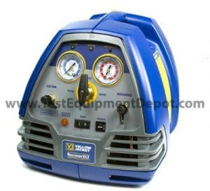 Yellow Jacket Recovery 95762 XLT Machine with Sensor