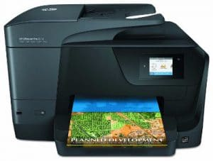 HP M9L66A Office Jet Pro 8710 All-in-One Printer