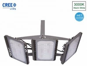 Stasun LED Flood Light, 300W Super Bright LED Security lights Outdoor