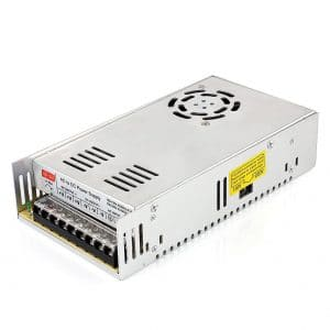 SUPERNIGHT DC 12V 30A 360W Universal Regulated Switching Power Supply