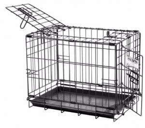 ProValu Double-Door Wire Crate