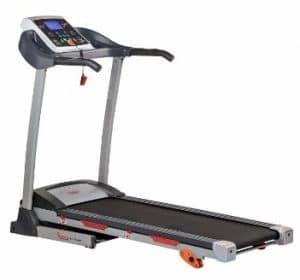 Sunny Health _ Fitness Folding Treadmill