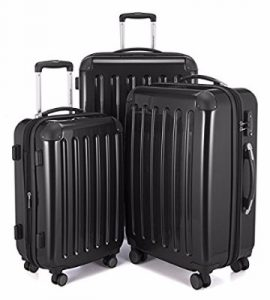 HAUPTSTADTKOFFER Luggage Sets Glossy Suitcase Sets