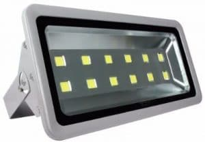 Morsen Outdoor Flood Light 600W Daylight White 6000K Ultra Bright Parking Lot