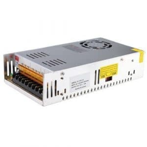 eTopxizu 12v 30a Dc Universal Regulated Switching Power Supply