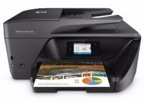 HP OfficeJet Pro 6978 Wireless All-in-One Photo Printer
