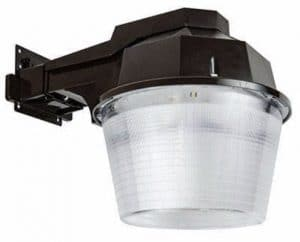 LED Yard Light- Security Light-3500 Lumens white light-SuperBright-weatherproof