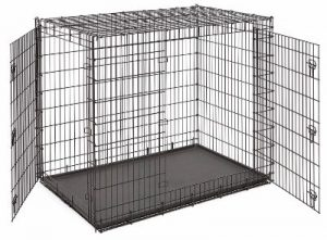 Midwest Solution Series _Ginormus_ Double Door Dog Crate