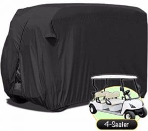 North East Harbor Golf Cart Cover