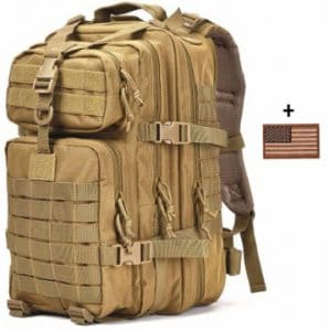 Weffort Small Military Tactical Backpack