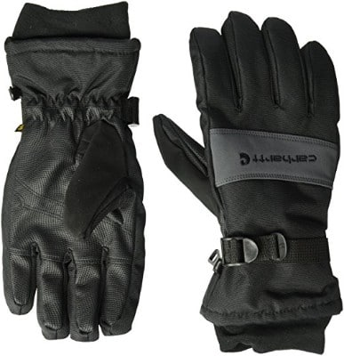 Carhartt W.P. Waterproof Insulated Glove for Men