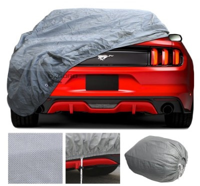 Custom Fit Car shelter for Ford Mustang
